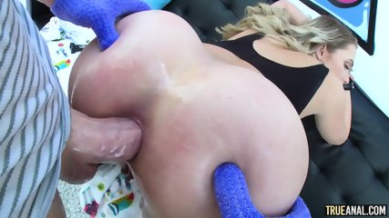 Ass Closed By Fat Cock