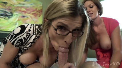Helping Her Get Pregnant - Cory Chase