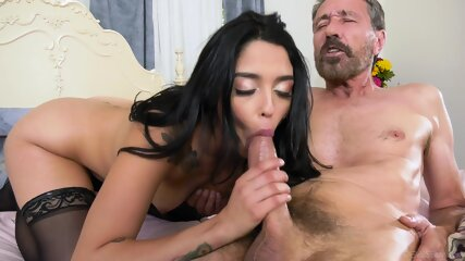 Hard Dick Visits All Her Holes - Vanessa Sky